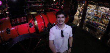 Visitar Mundo a Vapor em Canela RS