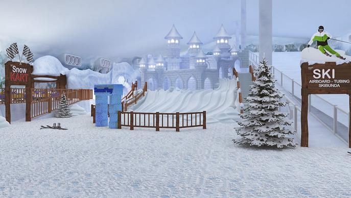 Ingressos Snowland em Gramado