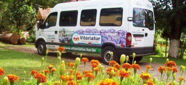 Informação sobre o serviço da Vitória Tur