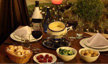 promoção fondue