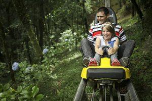 Trenó Alpen Park