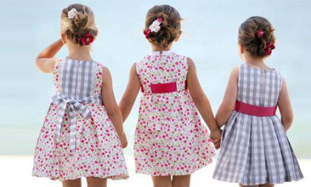 roupa para crianças