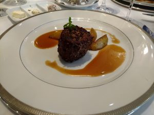 steak ao poivre