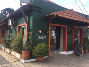 Tucano da Serra reestreia em Canela nova casa do tucano