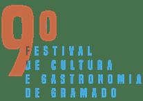 logo do 9º Festival de Cultura e Gastronomia de Gramado