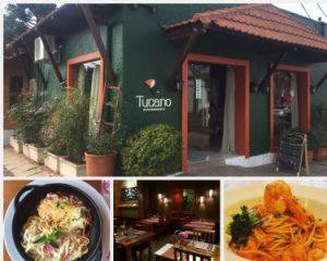 Onde vegetarianos e veganos podem comer em Gramado e Canela. Pratos e ambiente do Tucano da Serra.