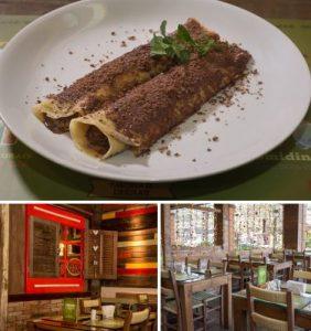 Onde vegetarianos e veganos podem comer em Gramado e Canela. Pratos e ambiente do Alecrim Santo