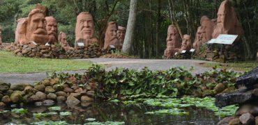 Não deixe de conhecer o Esculturas Parque Pedras do Silêncio, em Nova Petrópolis