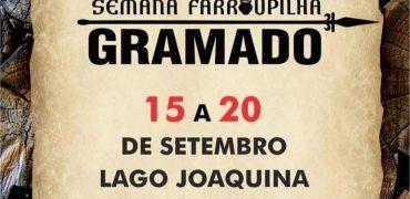 Semana da Farroupilha em Gramado 2018