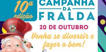 Mundo a Vapor, em Canela, realizará Campanha da Fralda