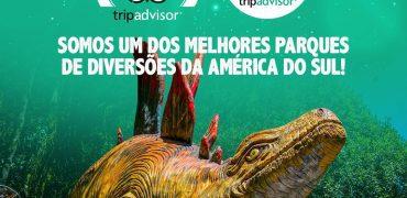 Parque da Serra Gaúcha fica entre os 7 melhores da América do Sul