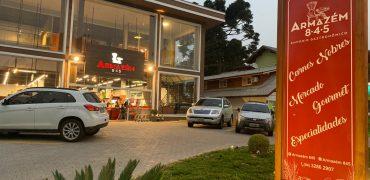 Armazém 845: um empório gastronômico nada convencional em Gramado