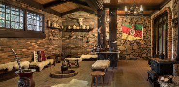 Como é o hotel Serrazul, em Gramado?