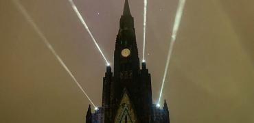 """""""Catedral de Luzes"""" ganha versão inédita no 33° Sonho de Natal, em Canela"""