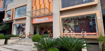 Pompéia: uma das maiores marcas de moda no Sul do Brasil