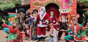 Parque Terra Mágica Florybal terá programação de Natal