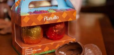 Páscoa da Chocolate Planalto na sua casa