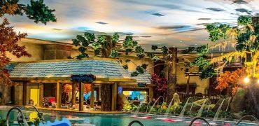 Acquamotion, o 1º parque aquático coberto e temático do Brasil!