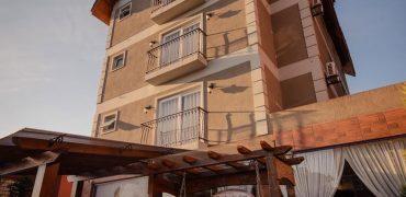 Como é o hotel Alameda Alegra em Gramado